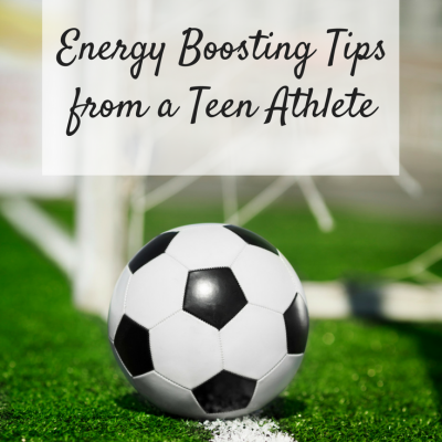 5 Pre and Post Game Energy Boosting Tips from a Teen Athlete