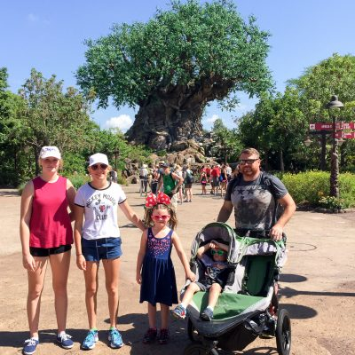 Large Family Travel: 5 Reasons Families Should Visit Disney's Animal Kingdom