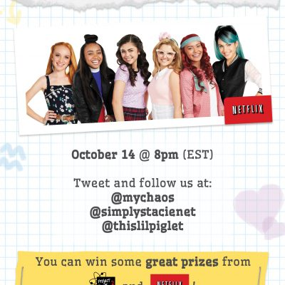 Ringing in the Release of Project Mc2 Season 3 with a Twitter Party! #ProjectMC2S3