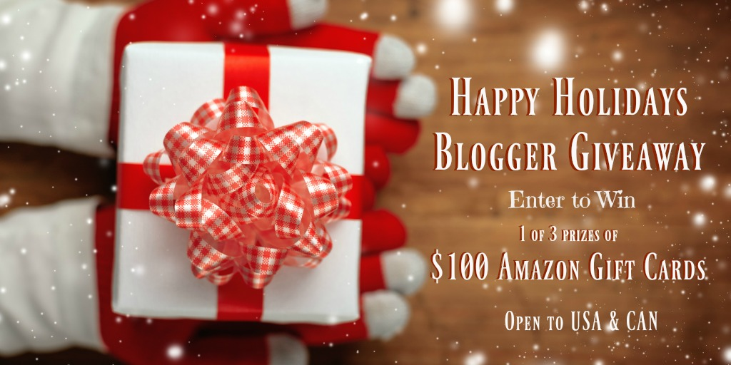 Blogger Holiday 2016 Giveaway // thislilpiglet.net