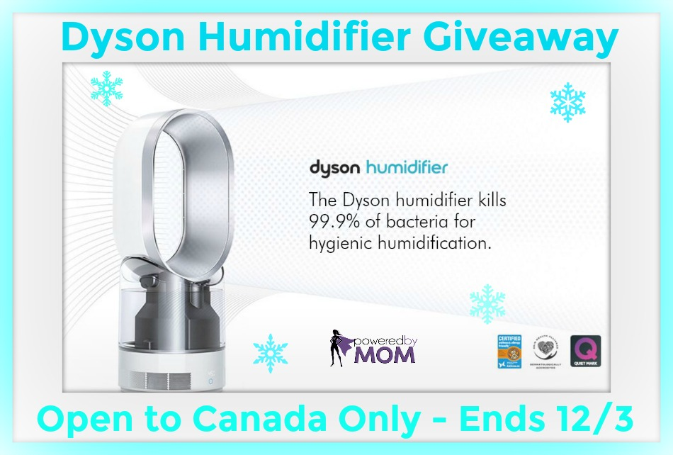 Dyson Humidifier Giveaway 2016 // thislilpiglet.net