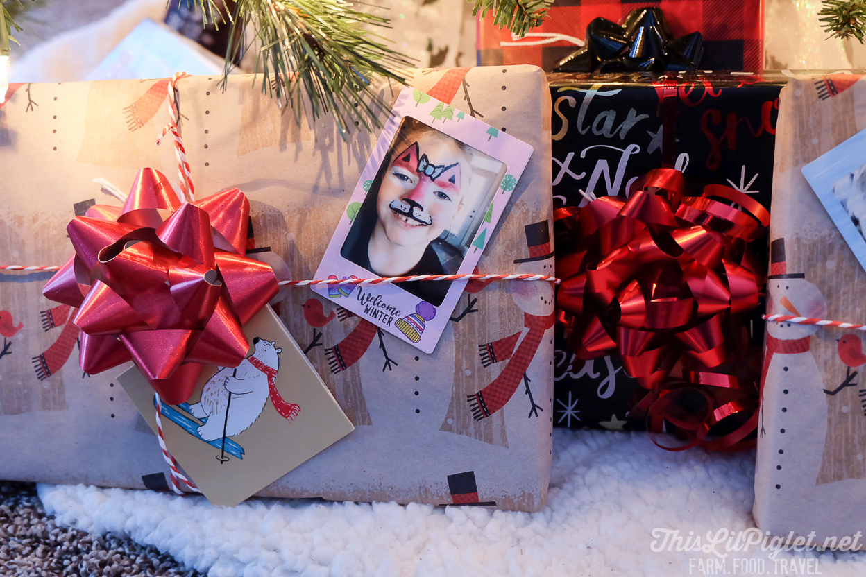 Making Memories with the Instax SP-2 Printer Review - Gift Tags // thislilpiglet.net