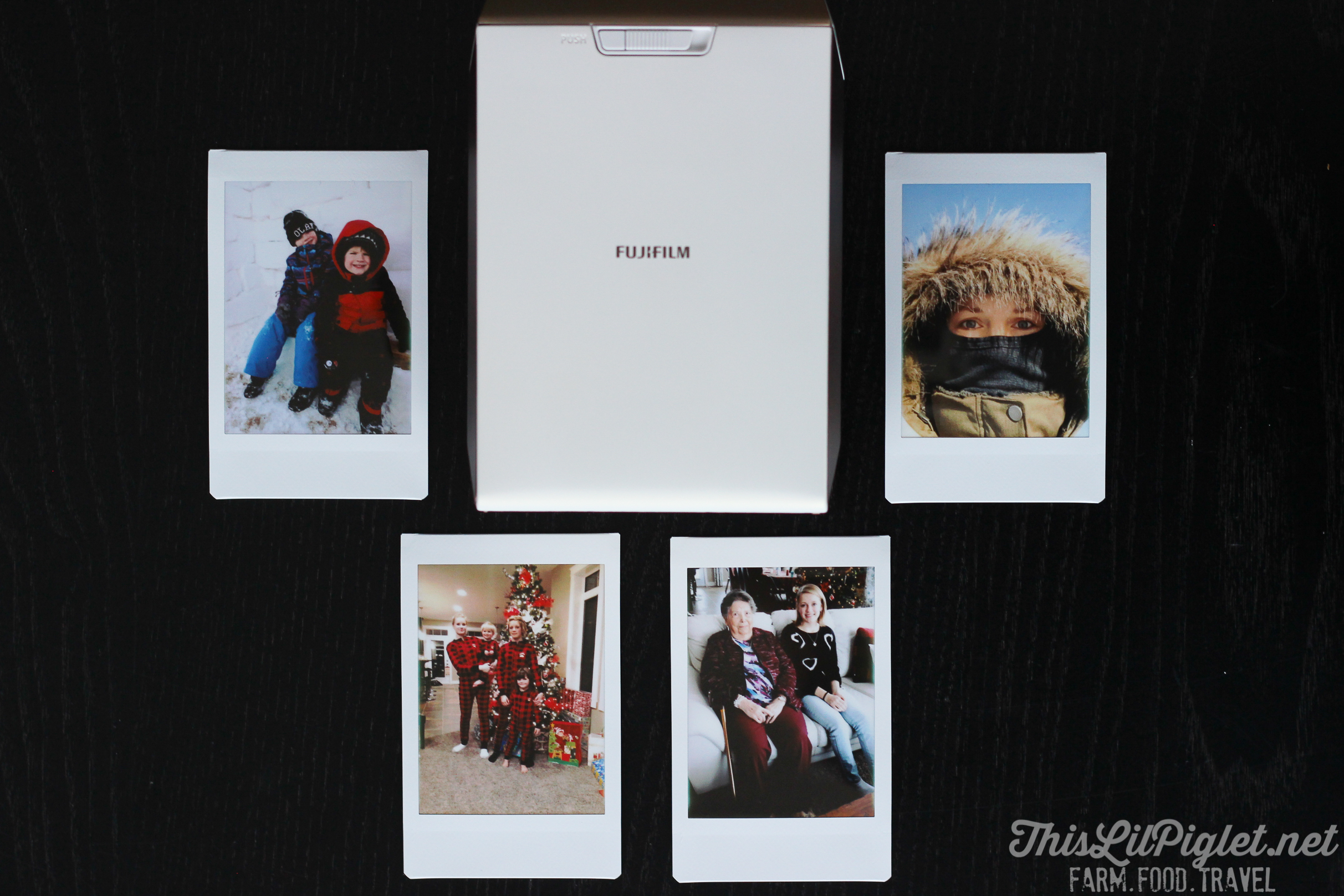 Making Instant Memories Instax SP-2 Printer Review Pictures // thislilpiglet.net