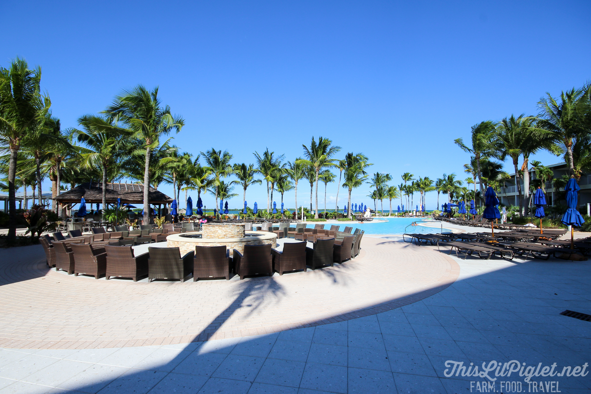 Luxury Family Travel at Hawks Cay Resort Pool in the Florida Keys // thislilpiglet.net