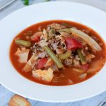 Cabbage Roll Soup with Wild Rice Recipe