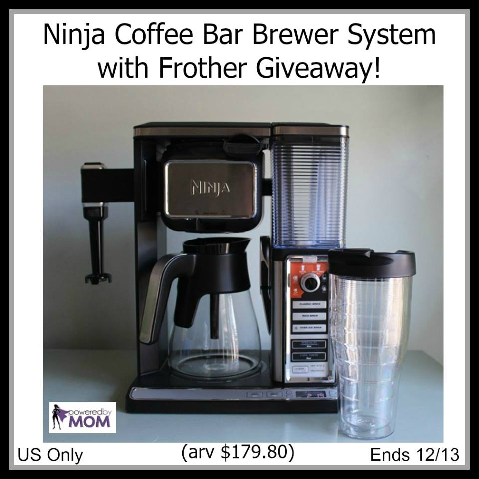Ninja Coffee Bar with Frother // thislilpiglet