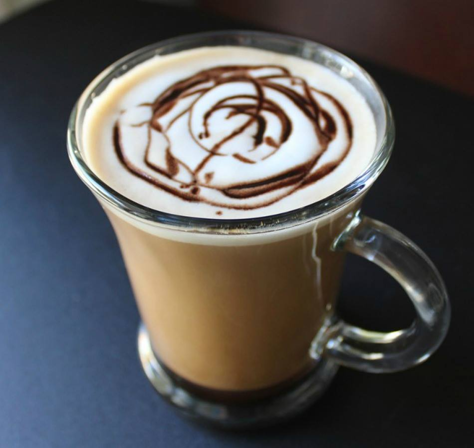 Ninja Coffee Bar with Frother Latte // thislilpiglet.net