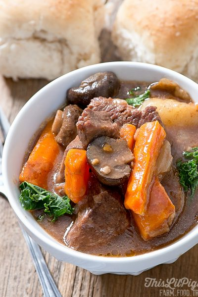 Comfort Food Recipes: Hearty Beef Stew