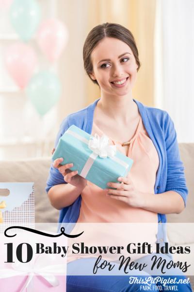 10 Baby Shower Gift Ideas for New Moms