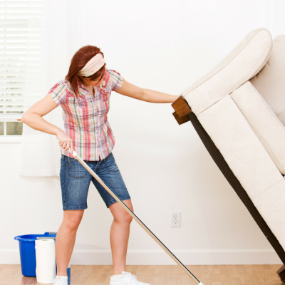 10 Reasons Spring Cleaning is FUN with a Toddler