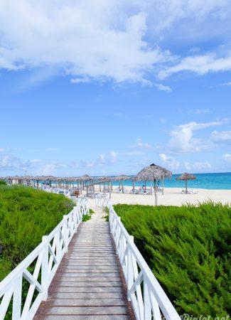 Cuba Couples Travel: Melia Cayo Santa Maria Cuba Beach // thislilpiglet.net