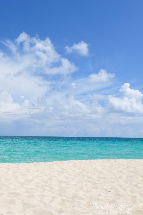 Cuba Couples Travel: Melia Cayo Santa Maria Cuba Beach View // thislilpiglet.net