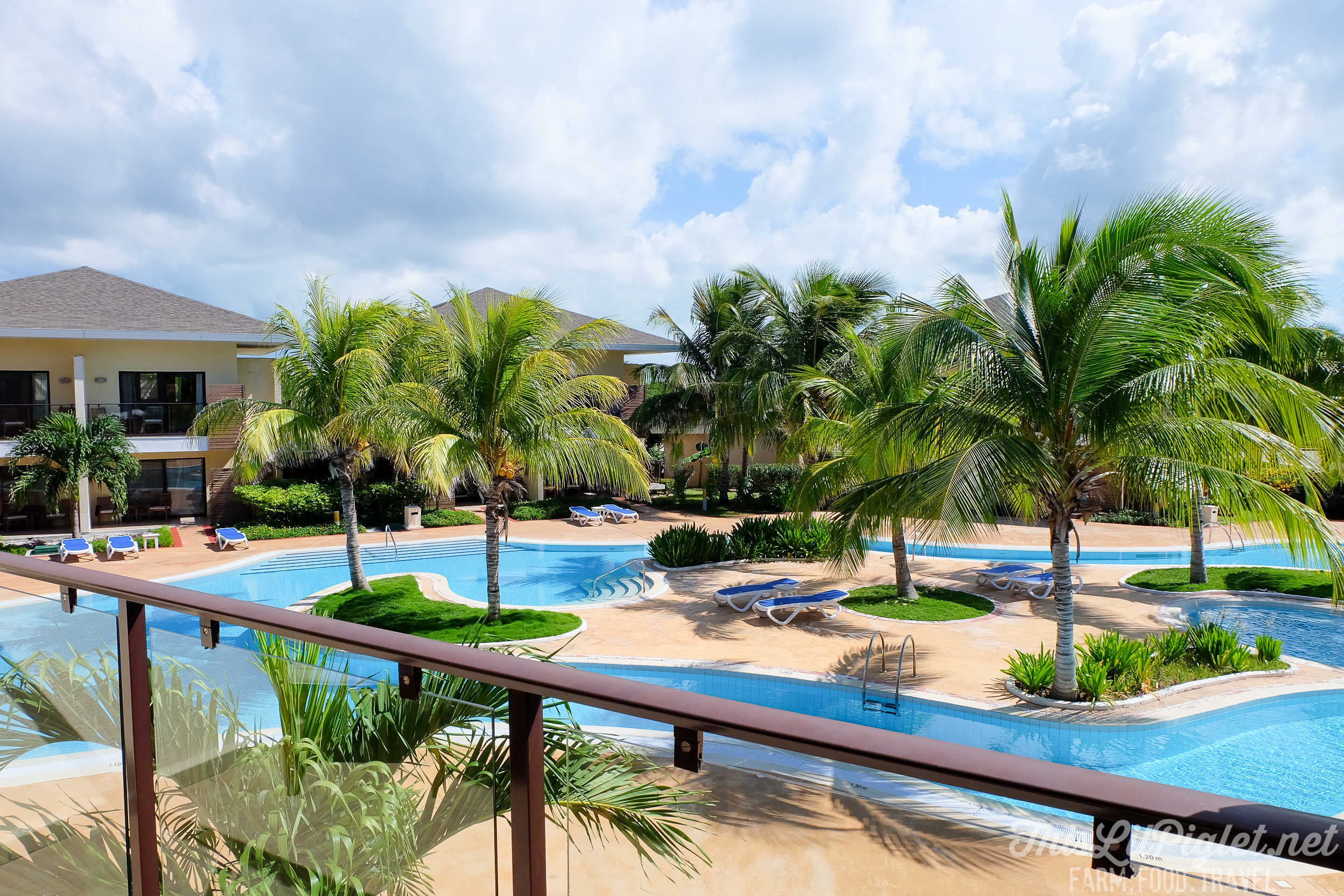 Cuba Couples Travel: Melia Buenavista Hotel Quiet Pool // thislilpiglet.net