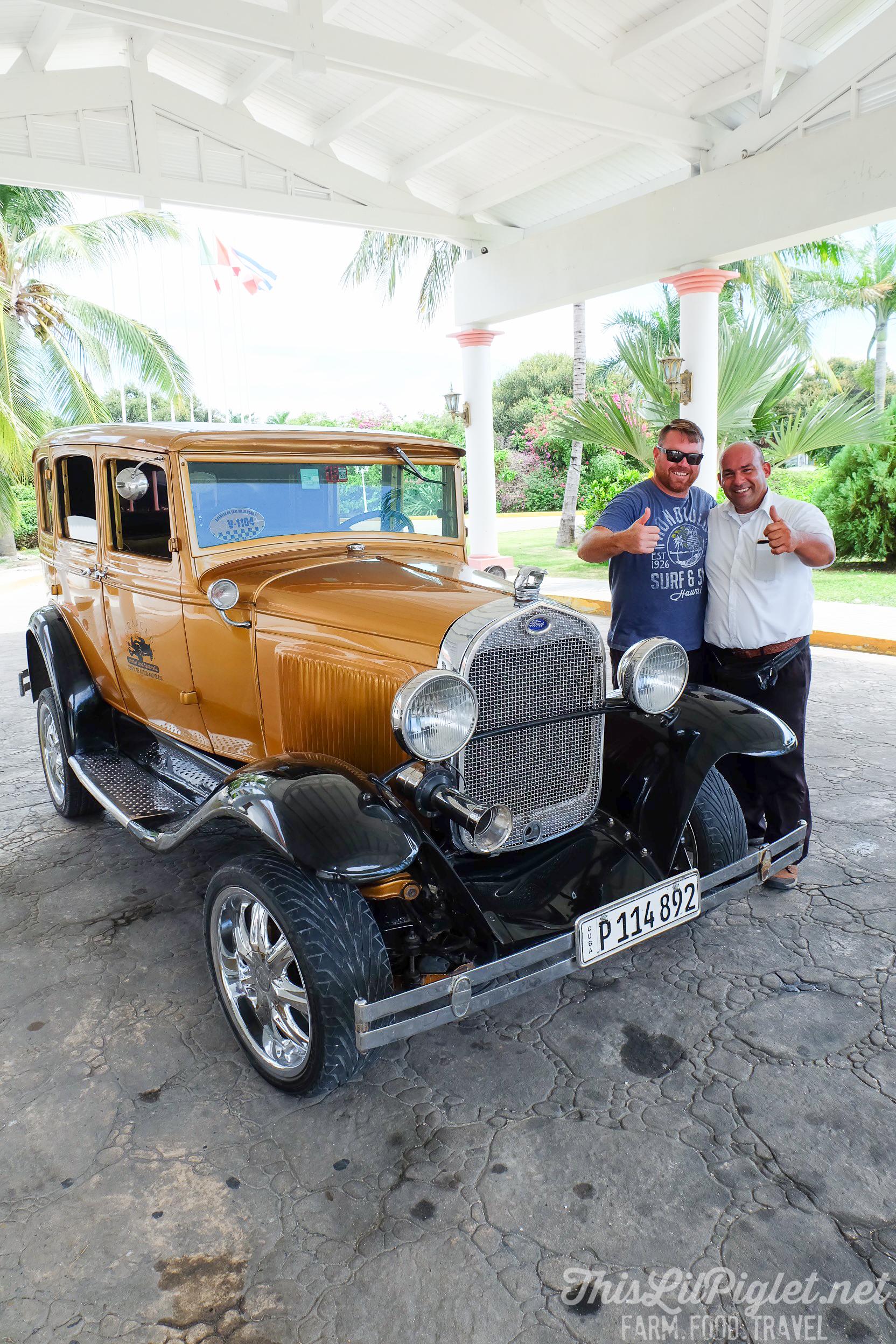 Cuba Couples Travel: Cuba's Old Classic Cars // thislilpiglet.net