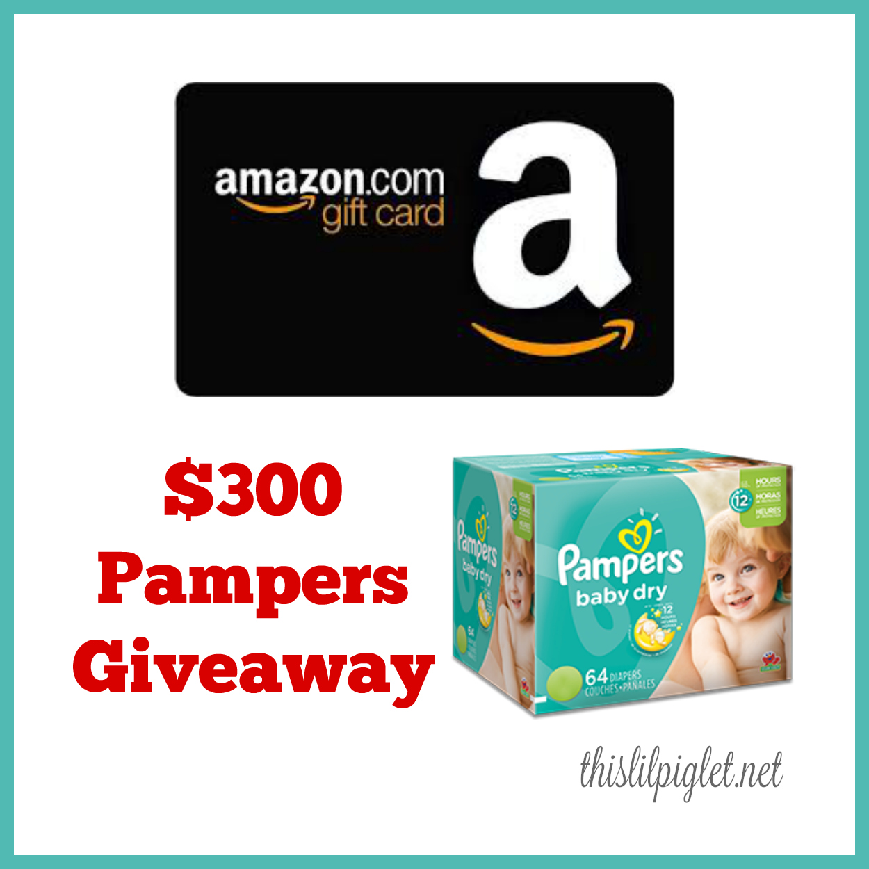 10 Baby Shower Gift Ideas for New Moms Pampers Giveaway // thislilpiglet.net