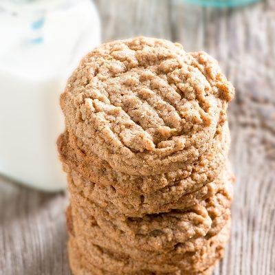 4 Ingredient Easy Almond Cookies