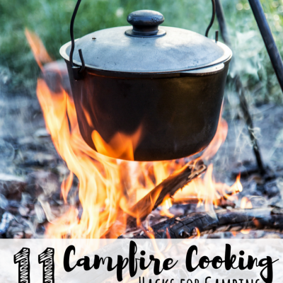 11 Campfire Cooking Hacks for Camping