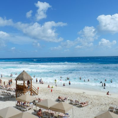 Family Vacations {All Ages}: Cancun Crown Paradise Club