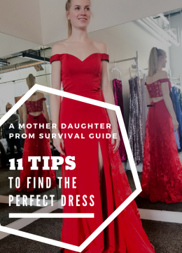 A Moms Prom Survival Guide_ 11 Tips to Find the Perfect Dress // thislilpiglet.net